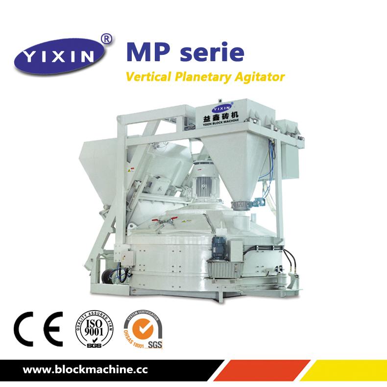 free pallet block machine/ table vibration block machine